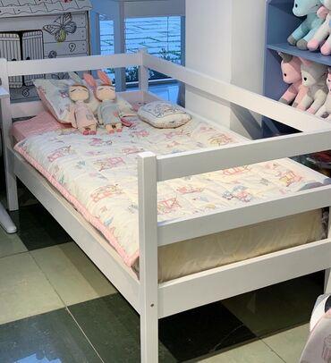 Продаю новую детскую кровать размер 180/90. Из массива сосны
