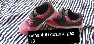 Duzina rukavispod - Srbija: Duzina gaz 18
