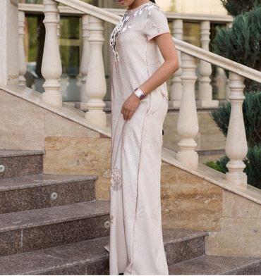 Продаю длинное нежное платье ( в Бишкек