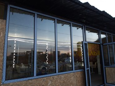 Терезе терезе айнек айнек окна окна в Лебединовка