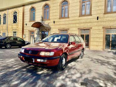 Volkswagen Passat 1.8 л. 1994 | 100000 км