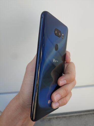 10381 объявлений: LG V35 Thinq | 64 ГБ | Черный Б/у | Гарантия, Сенсорный, Отпечаток пальца