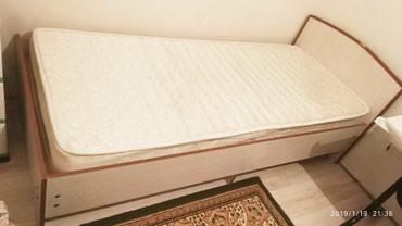 Продаю односпальные кровати оба за 5000 сом! в Бишкек