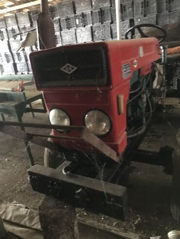Traktor və Qoşqular!!! Kənd təsərrüfatı üçün ideal olan traktor satıl