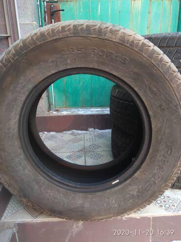 диски на иксбокс в Кыргызстан: Шины зимние на Lexus!!! Состояние отличное 95% Размер 285/60/18
