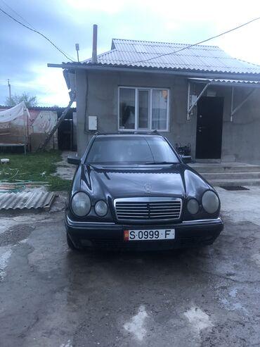 Mercedes-Benz в Кыргызстан: Mercedes-Benz E 220 2.2 л. 1996