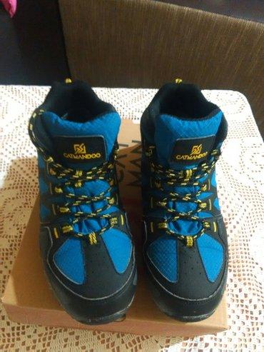 Kao nove nepromocive duboke cipele za decaka broj 37 vrlo malo nosene. - Batajnica