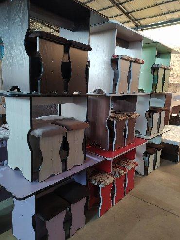 стол находок в Кыргызстан: Стол стол столНовые кухонные столы с 4 табуретками из российкого