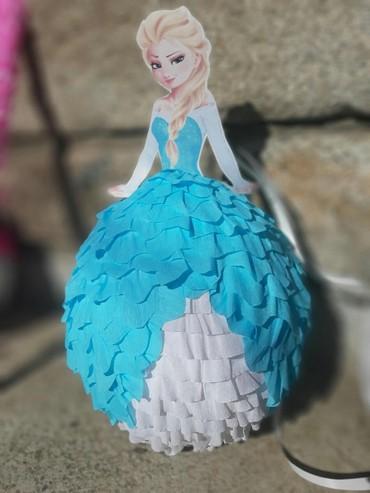 Frozen-kompleticine - Srbija: Pinjata frozen.Veliki izbor pinjata na nasoj fb stranici cica mica