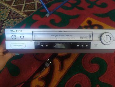 dvd-mpeg4 в Кыргызстан: Самсунг Видео плеер. Состояние отличное. Работает