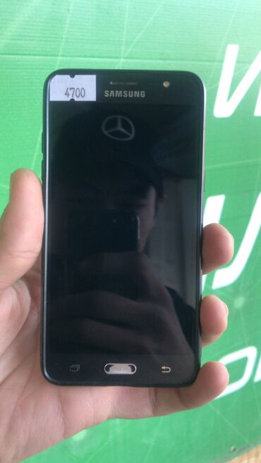 meizu m6 16gb grey в Кыргызстан: Б/у Samsung Galaxy J5 2016 16 ГБ Черный