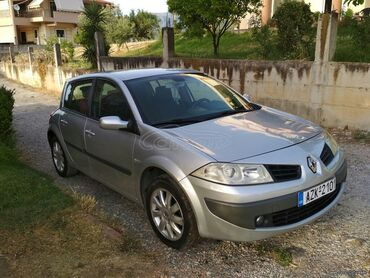 Renault Megane 1.5 l. 2007   180000 km