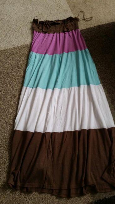 Haljine - Pirot: Duga haljina pamucna