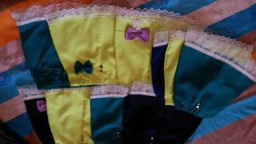 Ясельные юбочки ,красивые ,с в Бишкек