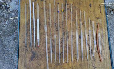 Градусники, тепловизоры - Кыргызстан: Продаю термометры лабораторные,от 0-150 градусов,от 0-200 градусов,от