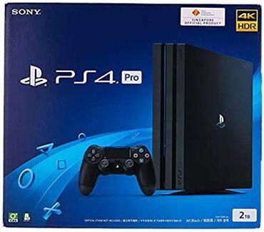 sony netbook - Azərbaycan: Sony Playstation 4 Pro 2 TB. Yenidir və satış mağazadan aparılır