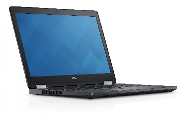 старая модель dell в Кыргызстан: Ноутбук Dell Latitude 15 E5570 Intel Core i7-6600U (2.60-3.40GHz), 8GB