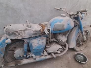 Продаю мотоцикл Иж Юп 3 не на ходу с документами, требуется не большой