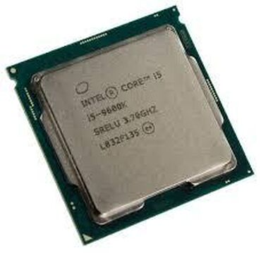 Prosessorlar - Azərbaycan: Intel® Core™ i5-9600K Processor9M Cache, up to 4.60 GHz# of Cores:6#
