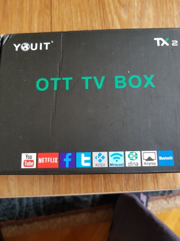 Android tv box tx2 - Nis