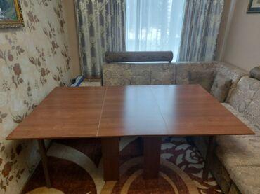 шредеры 12 14 на колесиках в Кыргызстан: Стол абсолютно новый складной, в сложенном состоянии 120х60 см, в