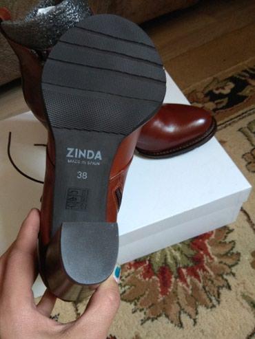 Женские деми ботинки фирмы Zinda. в Бишкек