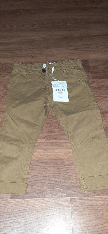 Dečije Farmerke i Pantalone   Uzice: Nove decije pantalone vel 80, cena 600din(placene 1850)