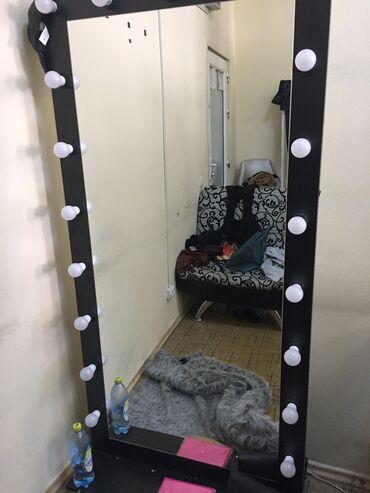 Новое зеркало !покупала для магазина (связи с закрытием )
