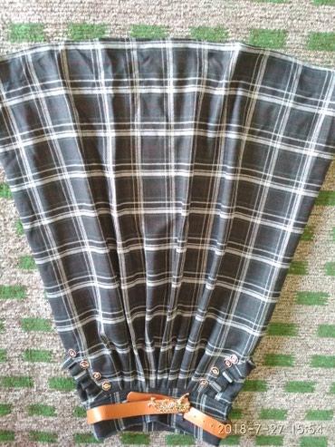 Драповая юбка. размер 42-44 в Бишкек