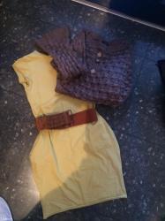 Ženska odeća | Palic: Novo! Dzemper +haljina s/m velicina