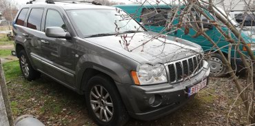 Jeep Grand Cherokee 2007 - Ub