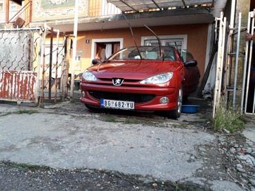 Peugeot 206 CC 2003 - Belgrade