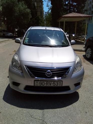 Bakı şəhərində Nissan Sunny 2012