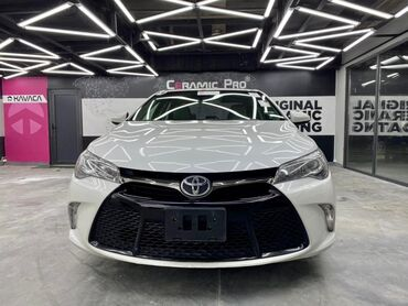 Toyota Camry 2.5 л. 2016