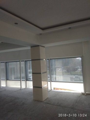 Срочно сдаю помещение на 3 этаже 161  кв. м. можно под любой бизнес в Бишкек