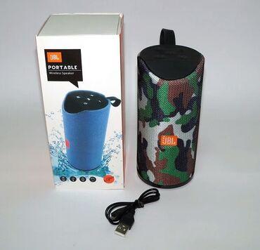 акустические системы колонка сумка в Кыргызстан: Калонка Tg-113+8Гб флешка (Новые)