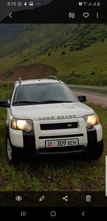 купля продажа авто в бишкеке в Кыргызстан: Land Rover Freelander 2.5 л. 2003 | 158000 км