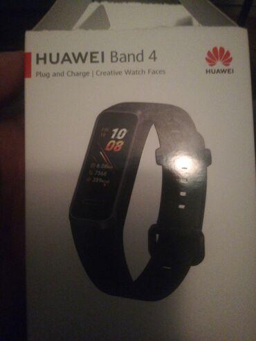 Huawei nova - Srbija: HUAWEI Band 4, nov nije koristen ni minit!