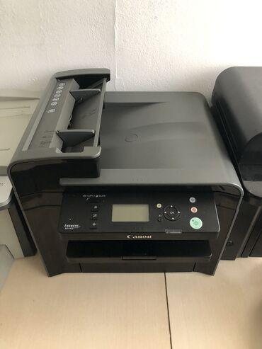 canon 5d mark 1 в Кыргызстан: Принтер МФу Canon MF4430. Ксерокопия, сканер, печать все функции
