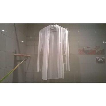 Πουκάμισο λευκό διαφάνεια Polyxeni Kostetsou σε Athens