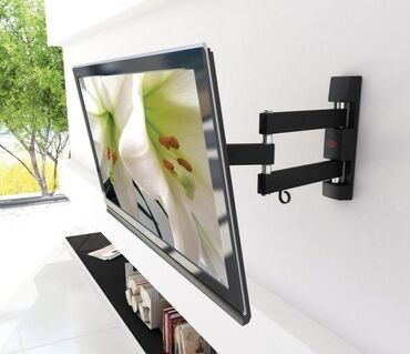 Угловой кронштейн для телевизора