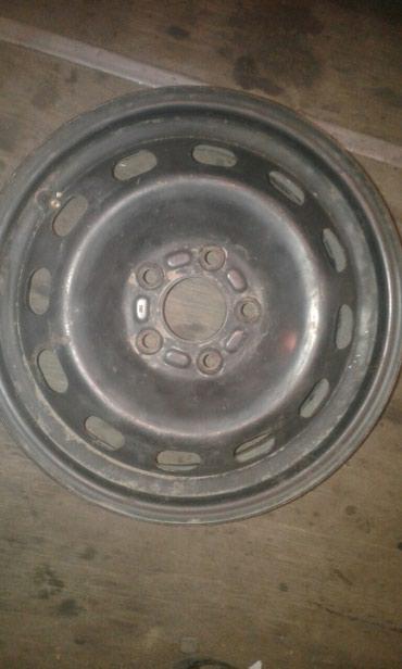 Продаётся комплект железные диски в Талас