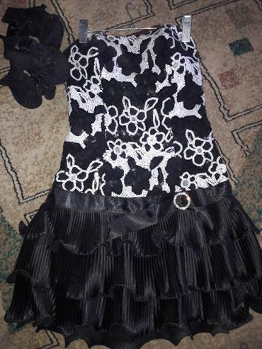 черное платье на свадьбу в Кыргызстан: Продаю вечернее платье! размер 44 Одевала один раз на свадьбу подруги