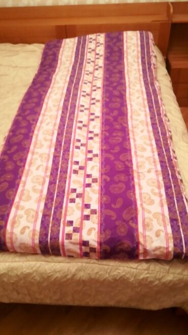 vozdushnaya krovat в Азербайджан: Продаю матрас новый для односпальной кровати размеры 190/90,шерсть 7