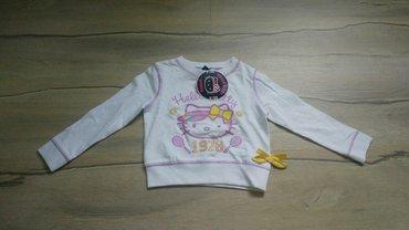 Novo sa etiketom Hello Kitty Velicina 2-3 god Cena 800 rsd - Beograd