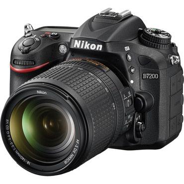 Nikon D7200 18-140mm Kit в Sumqayıt