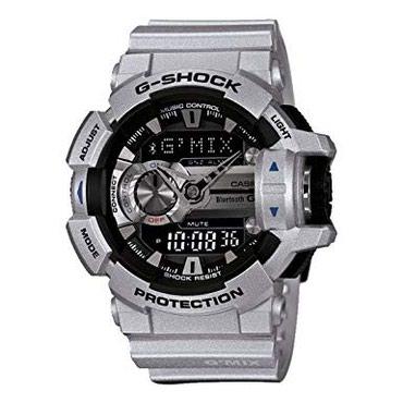 Видеокамера из бумаги - Кыргызстан: Белые Мужские Наручные часы Casio