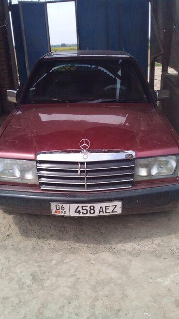 Mercedes-Benz 190 1.8 л. 1991