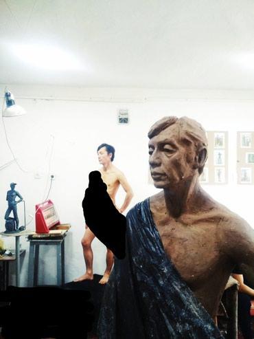 Скульптуры, сувениры статуэтки делаем своими руками в Бишкек