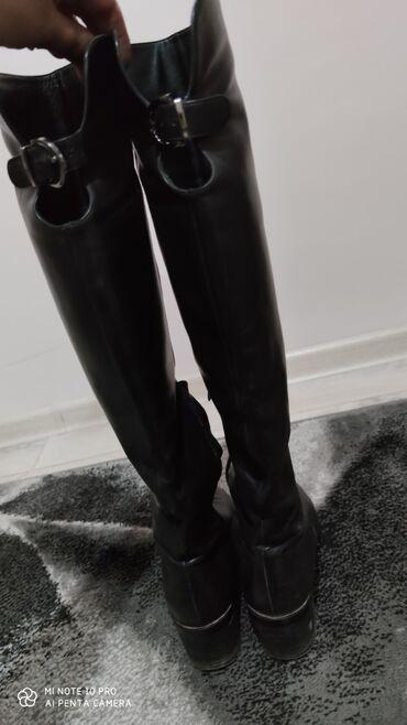 Продаю шикарные,очень теплые, качество Lux сапоги-ботфорты